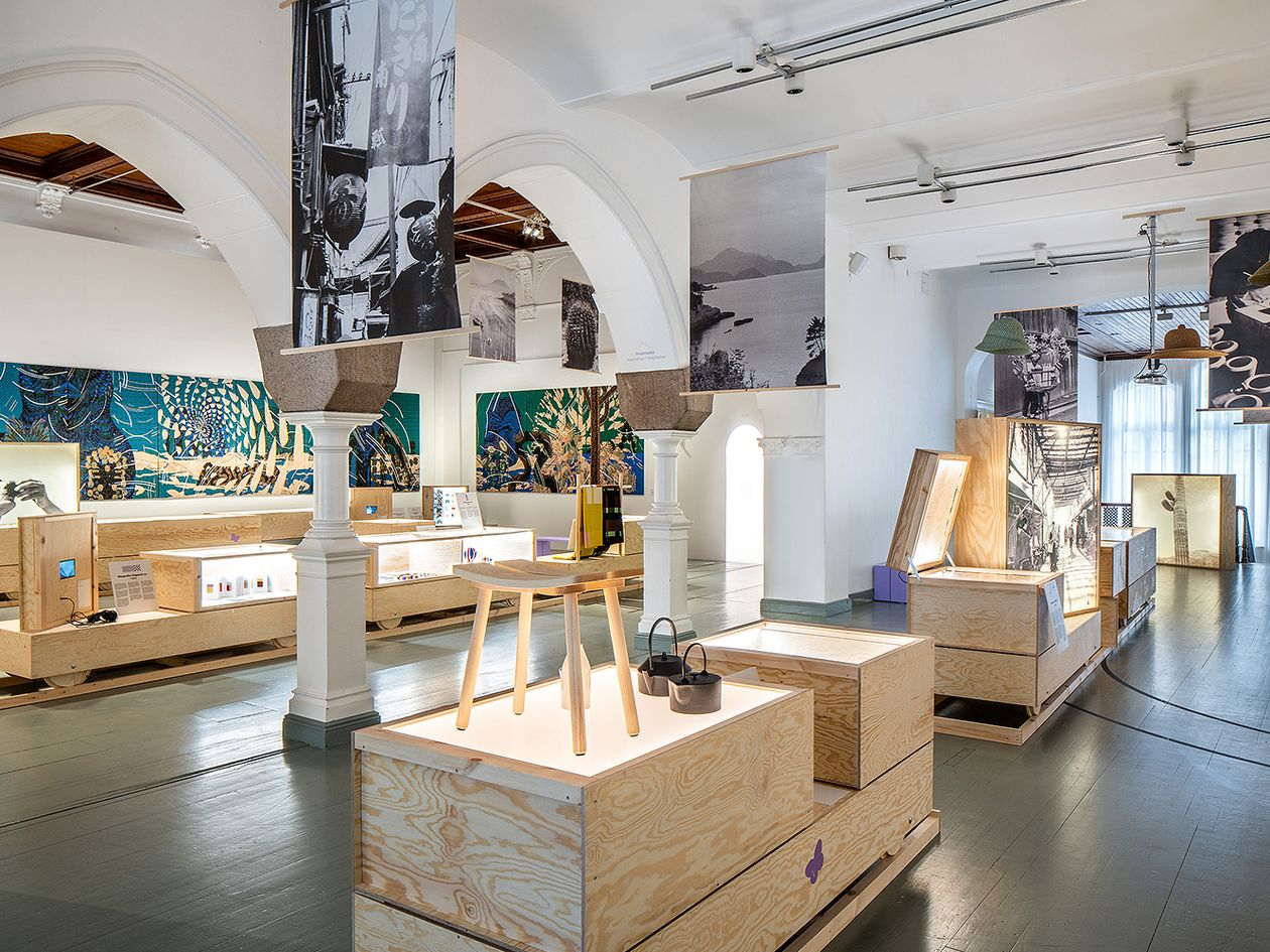 Design Museum's summer 2020 main exhibition Travel as a Tool