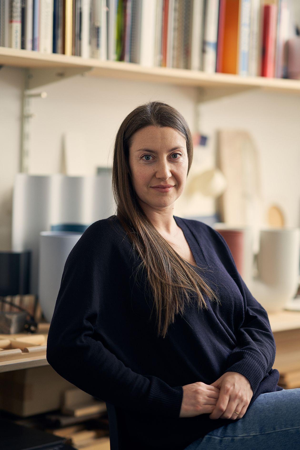 Rachel Griffin, founder of Earnest Studio.