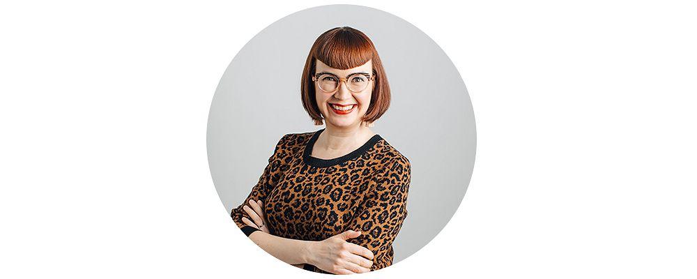 Elina Henttonen Art Director, Avotakka magazine