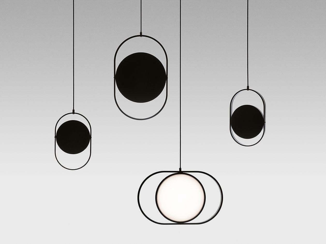 Kuu pendants by Mater