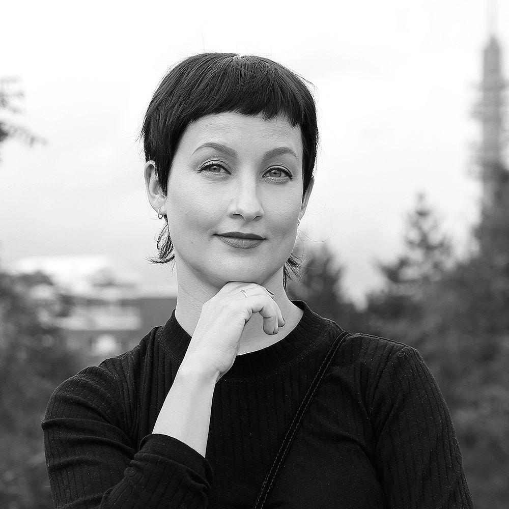 Designer Elina Ulvio