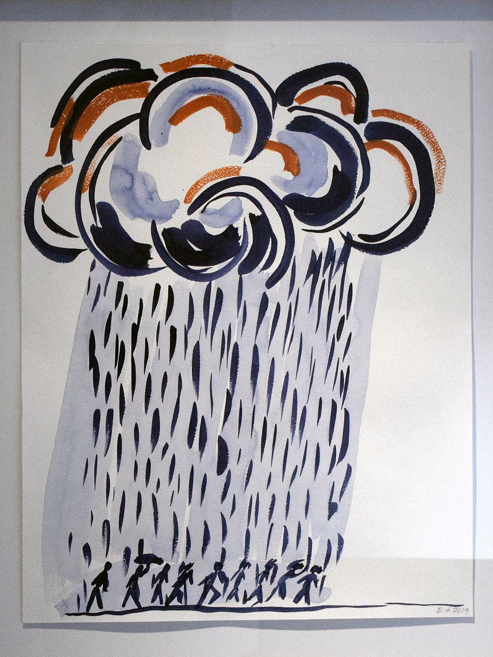 Erja Hirvi: Villit Pilvet