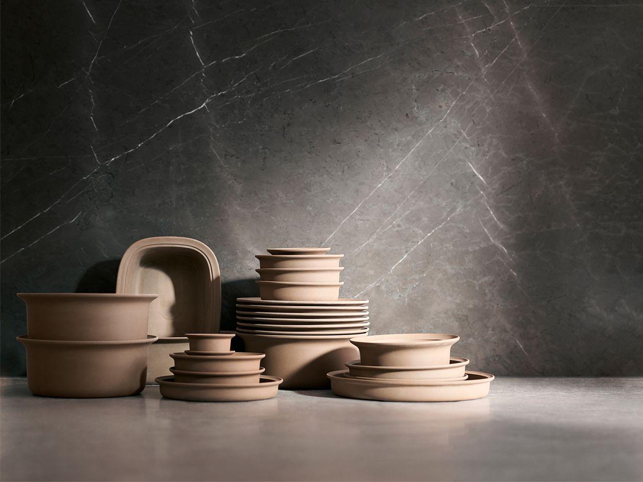 FDB Møbler Ildpot tableware collection