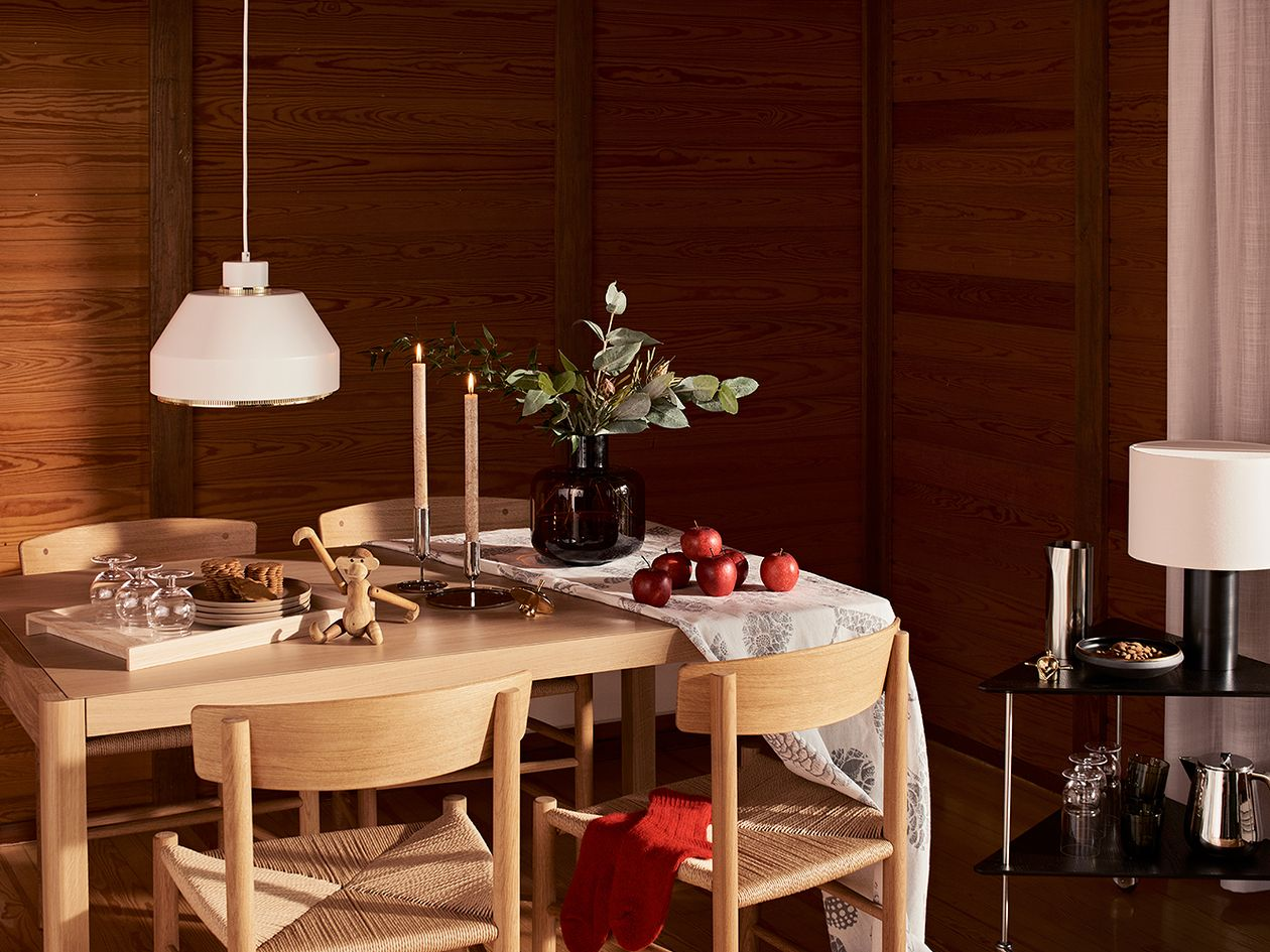 Finnish Design Shop Christmas table