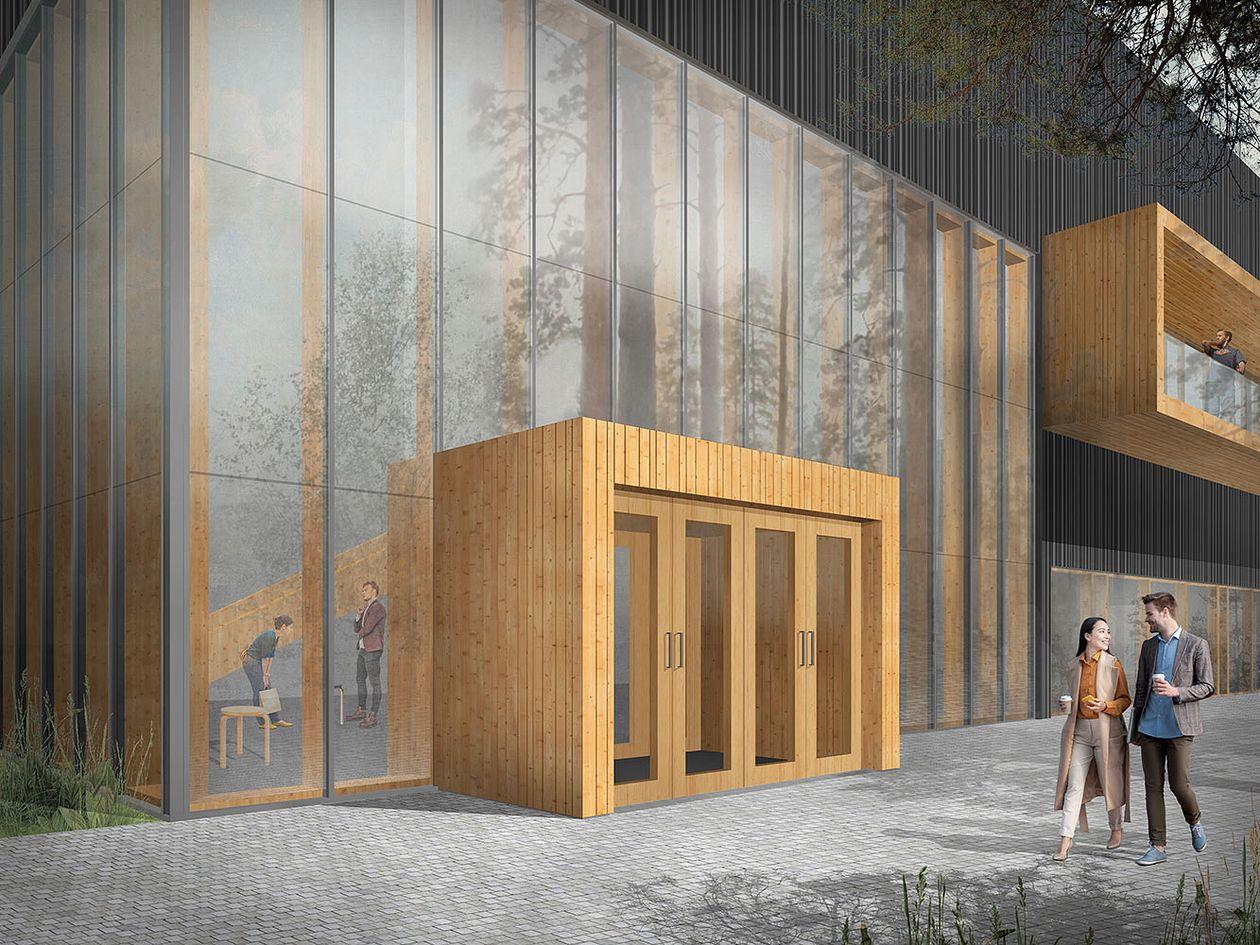 Finnish Design Shop's new logistics center