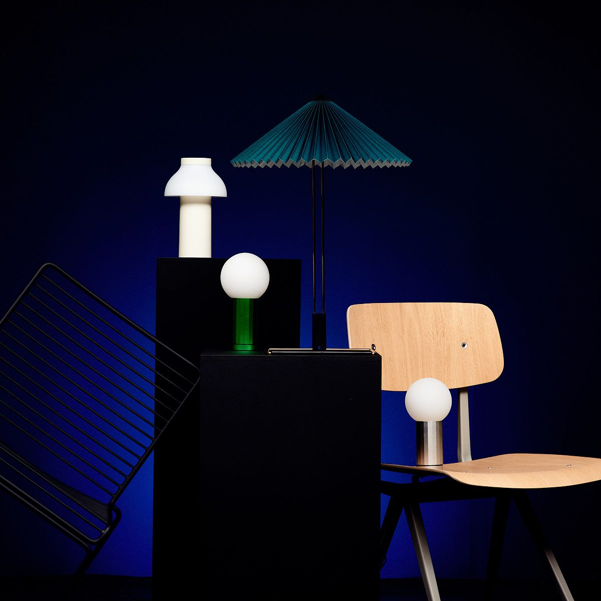 Hay: Matin table lamp