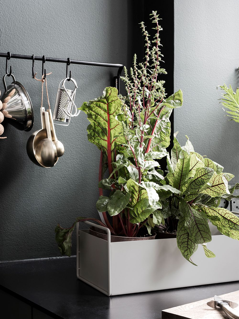 Ferm Living Plant Box in cashmere