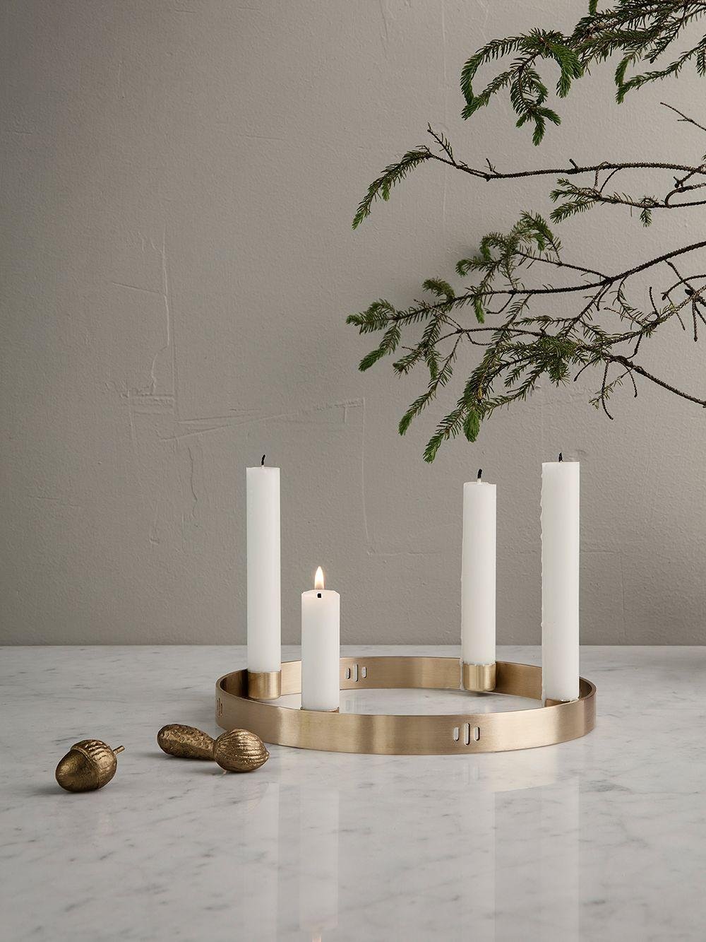 Ferm Living Circle candleholder