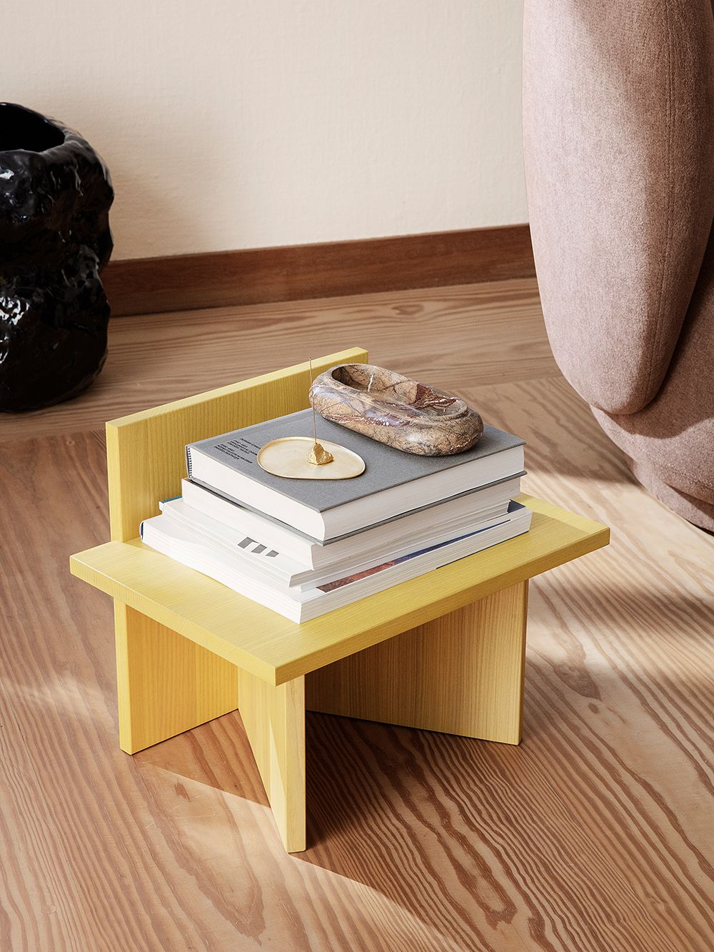 Ferm Living Oblique side table
