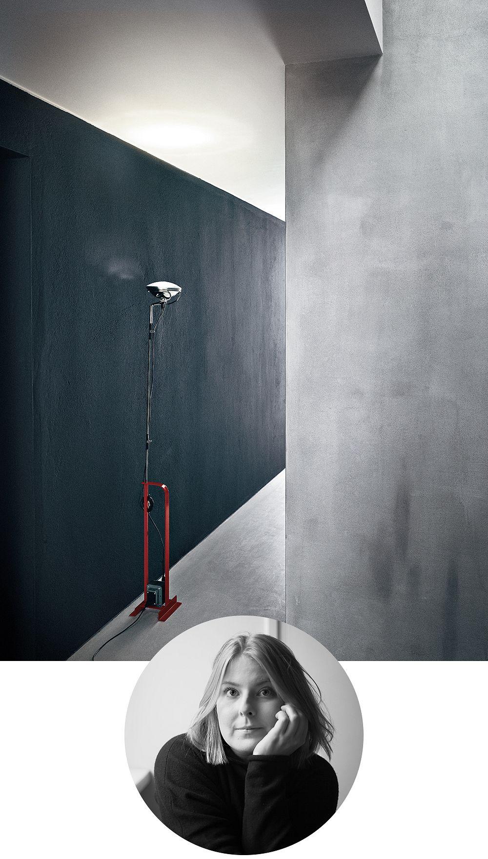 Flos Toio floor lamp