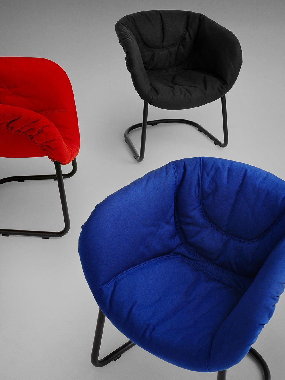 Fogia Hood chair by TAF Studio