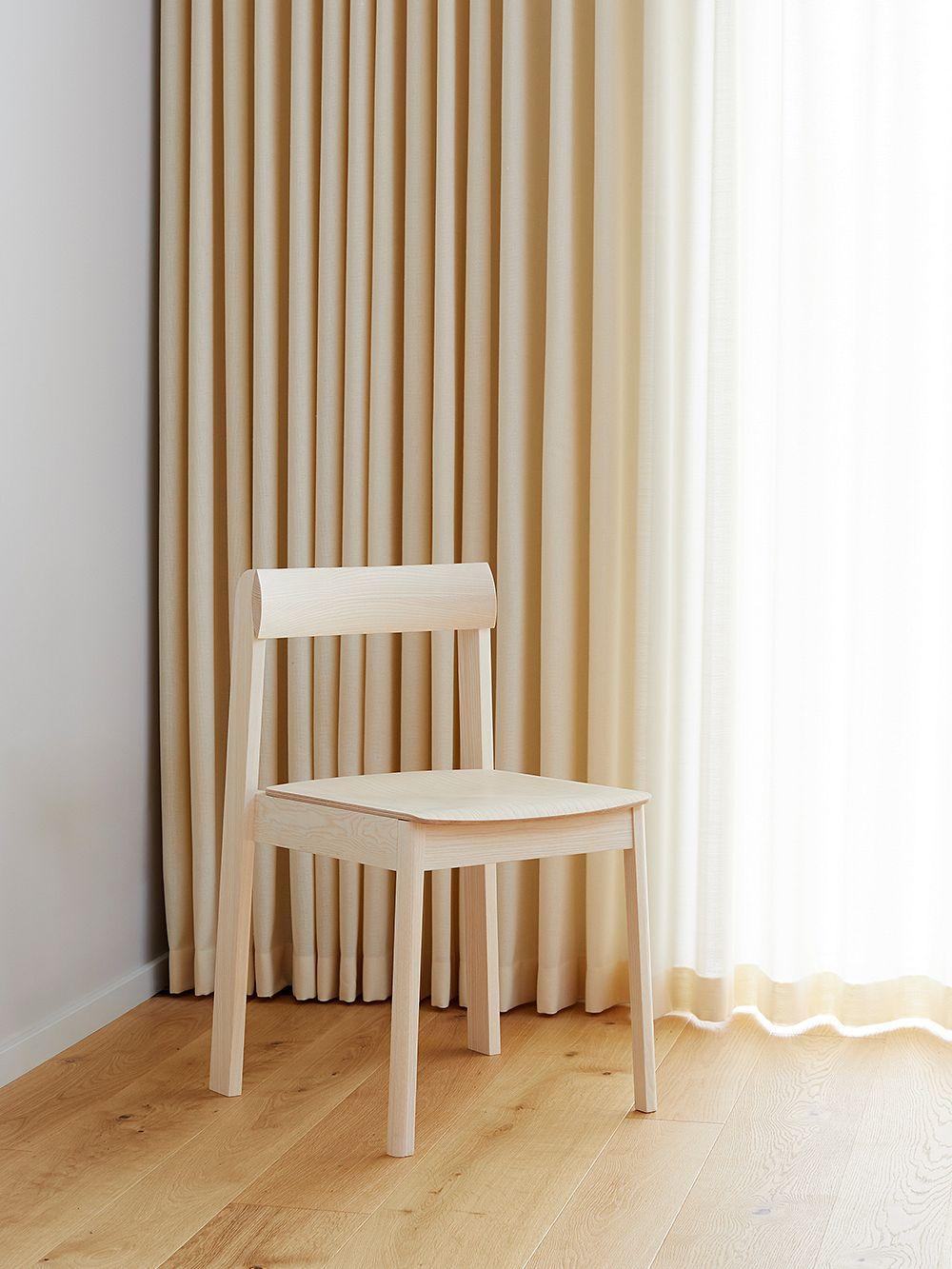 Form & Refine  Blueprint chair, ash