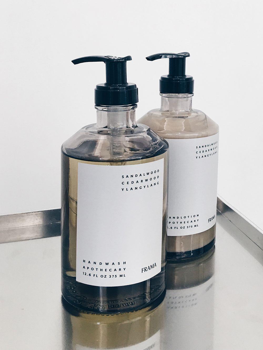 Frama: Apothecary hand soap