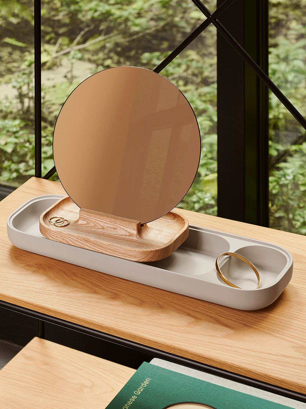Fritz Hansen KN Slide mirror
