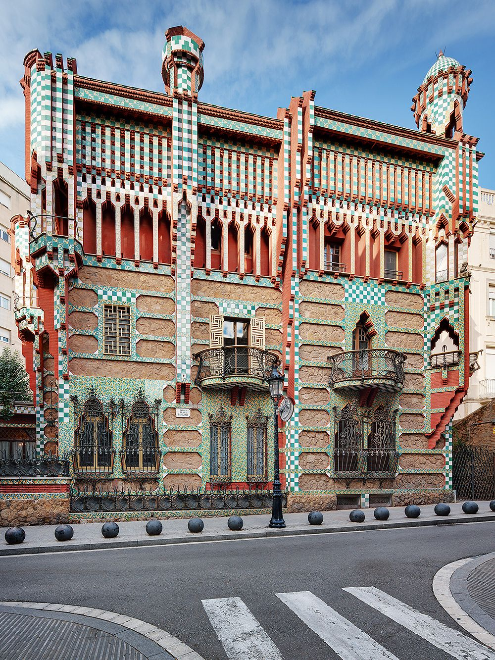 Casa Vicens Antoni Gaudí
