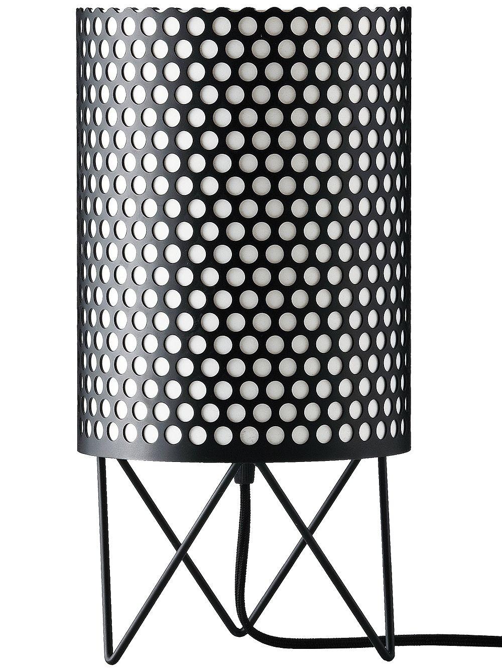 Gubi Pedrera ABC table lamp, black