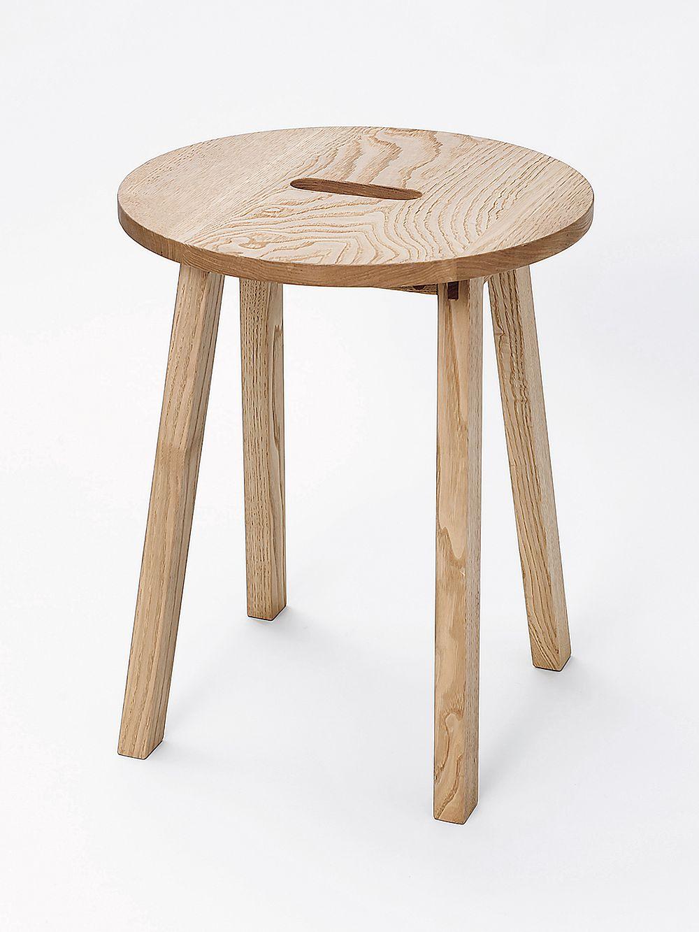 Iwatemo HK stool by Harri Koskinen