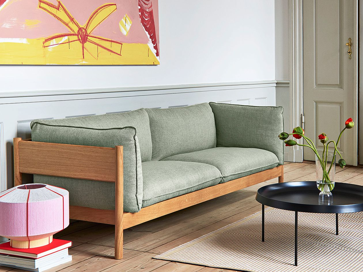 Arbour Eco sofa by Hay