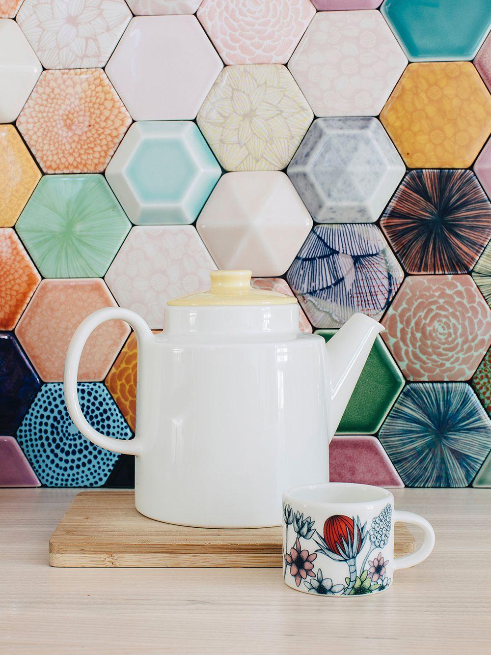 Ceramic artist Heini Riitahuhta