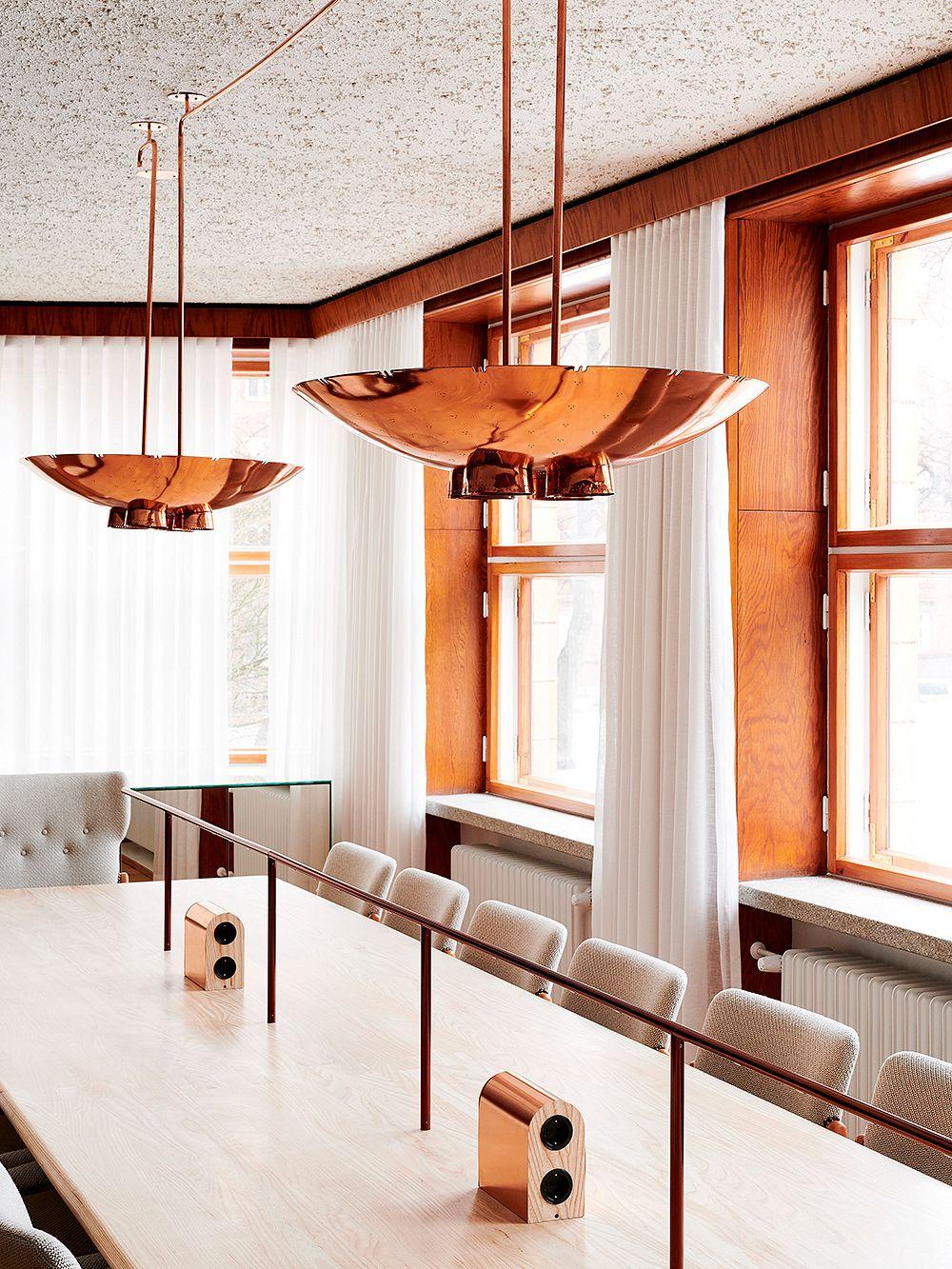 Helsinki School of Economics meeting room