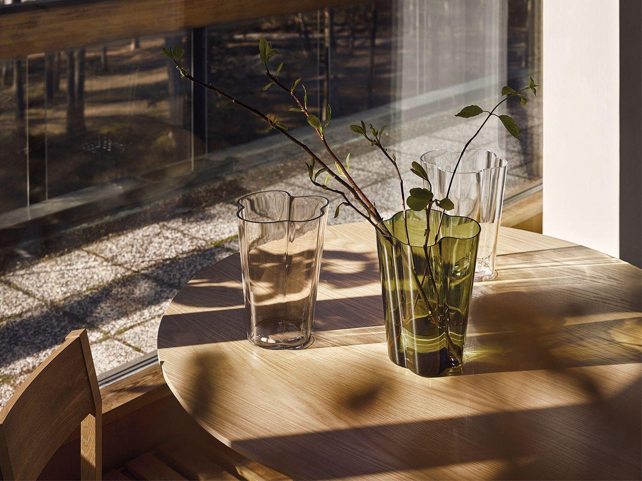 Iittala Aalto vases