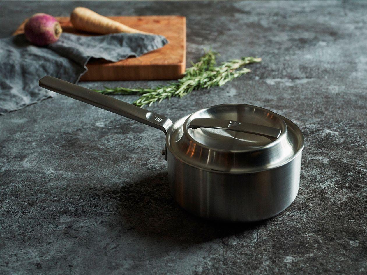 Fiskars Norden Steel sauce pan
