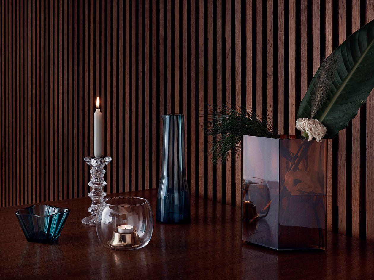 Iittala's Kaasa tealight holder