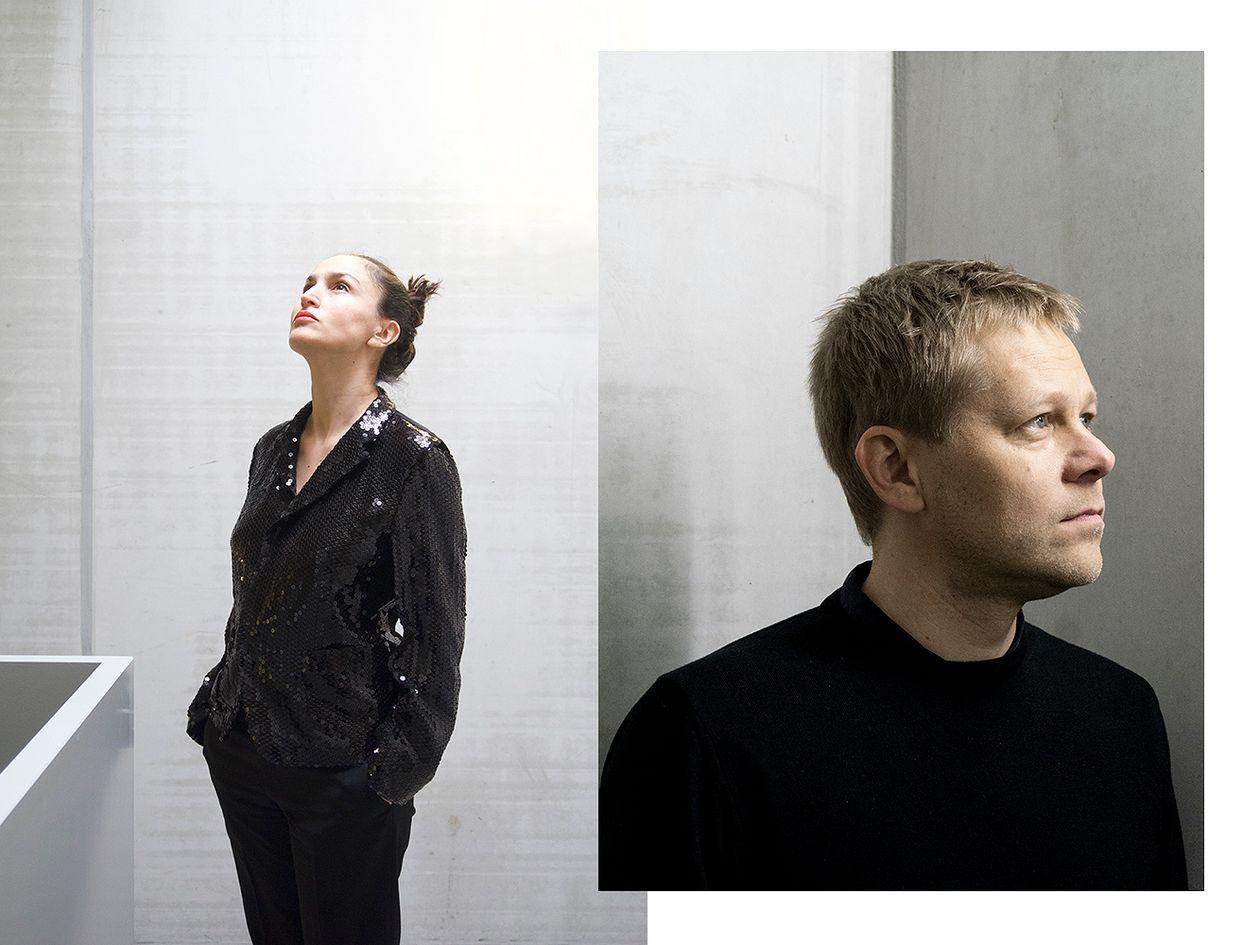 Florencia Colombo and Ville Kokkonen