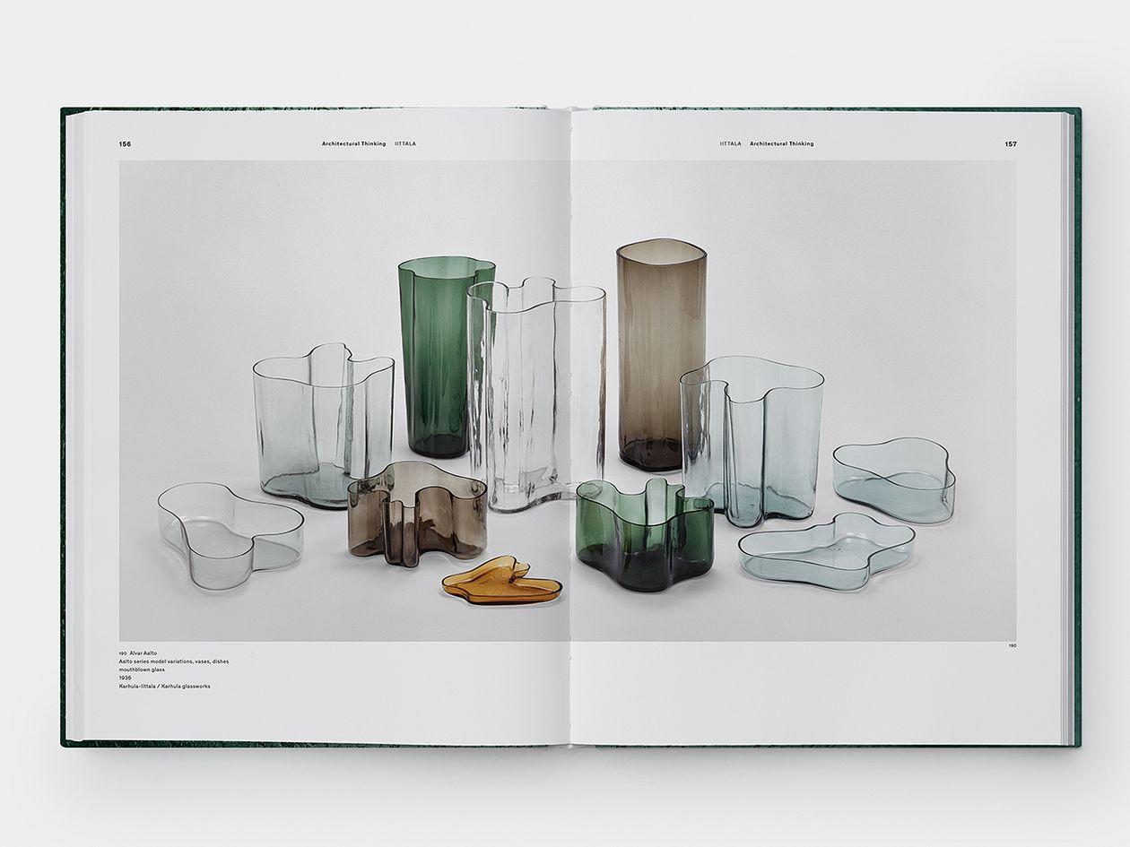 Iittala book  by Phaidon