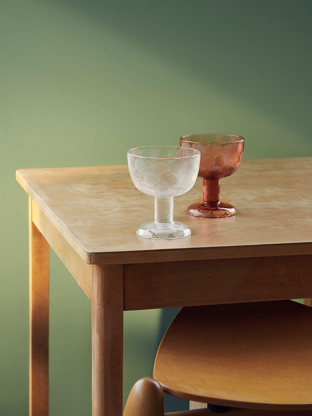 Iittala Miranda glass bowls