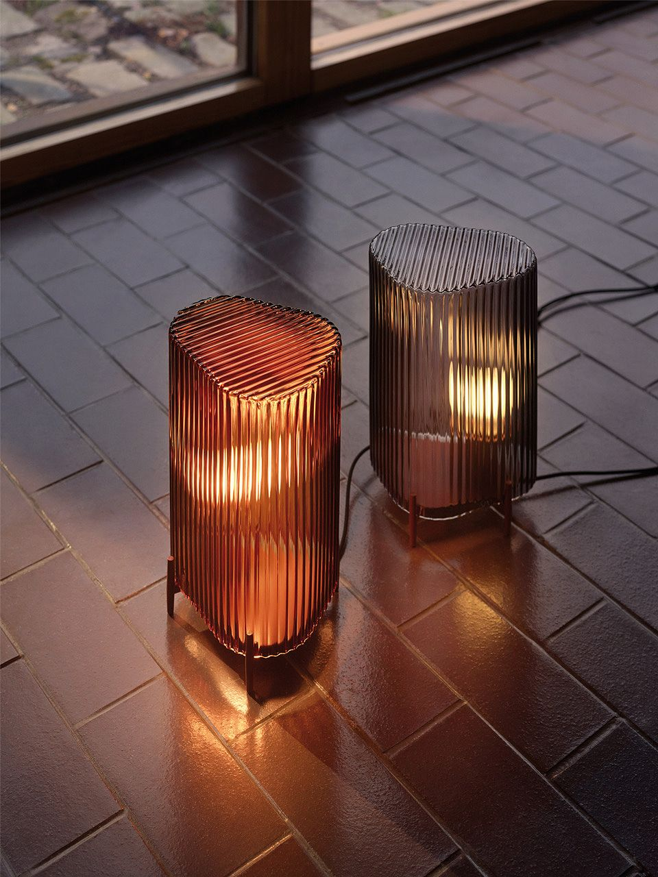 Iittala Putki table lamps