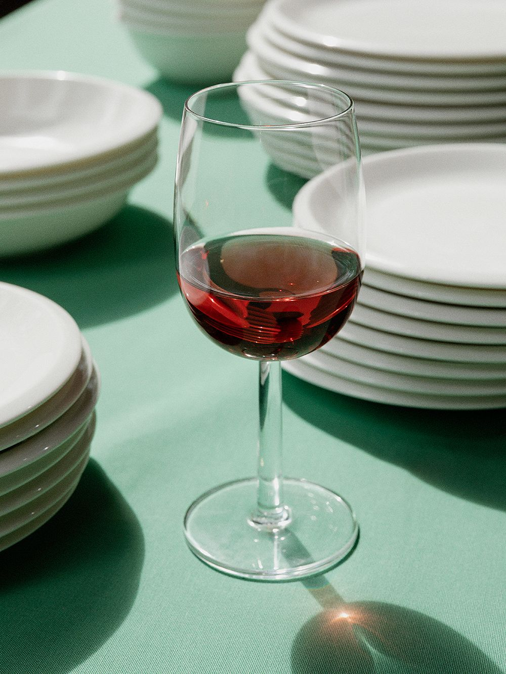 Iittala Raami red wine glass