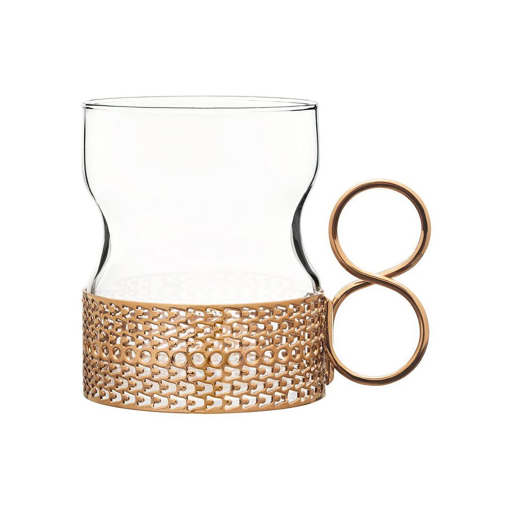 Iittala Tsaikka cup in rose gold