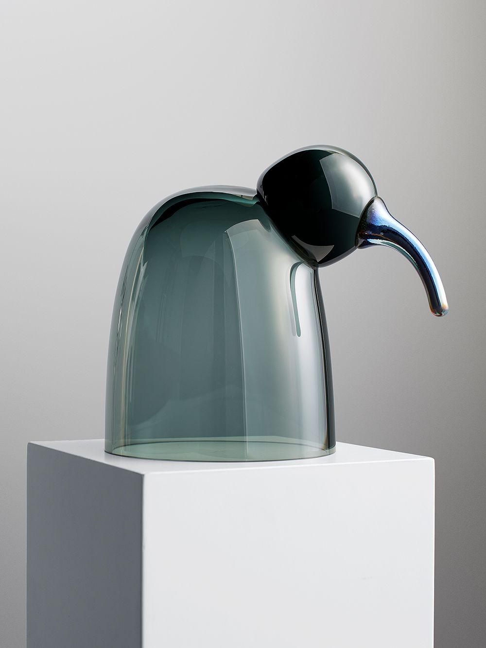 Iittala Aili glass bird
