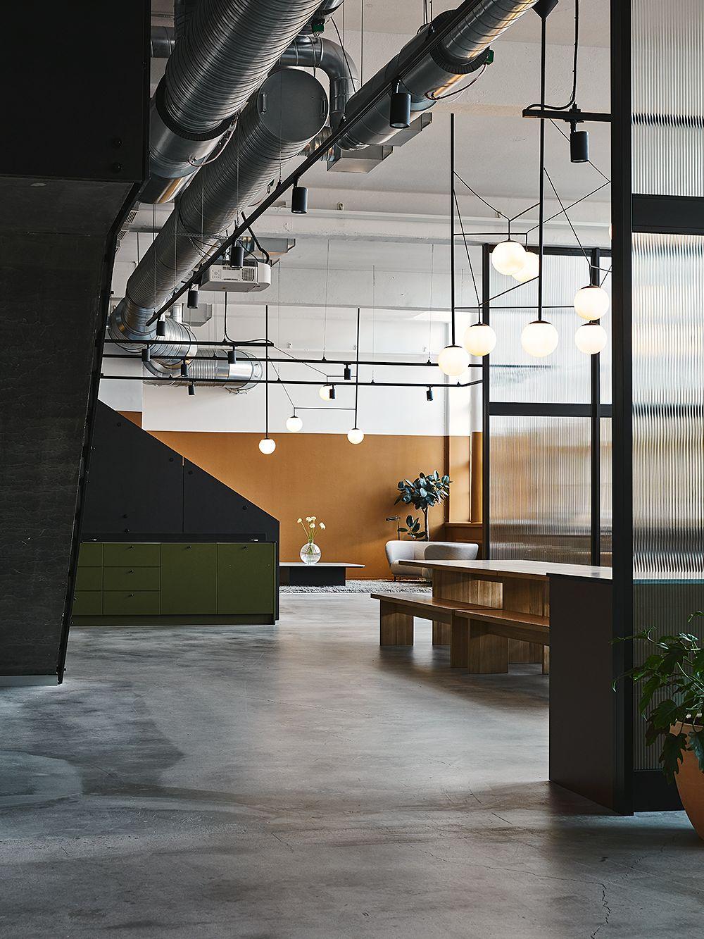 Bob the Robot's new office by Studio Joanna Laajisto