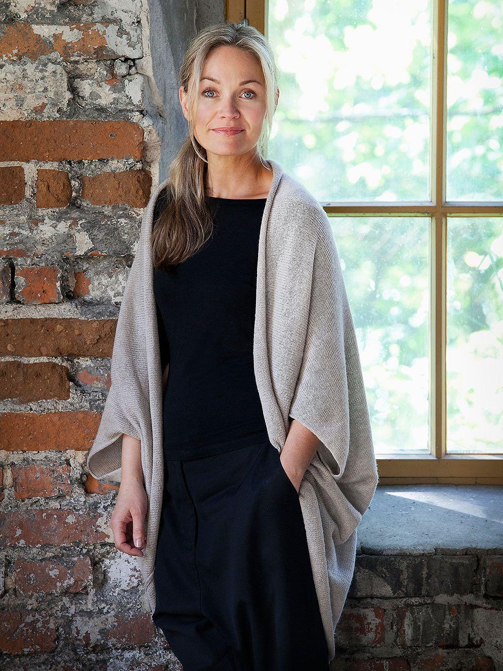 Johanna Vuorio, CEO of NIkari