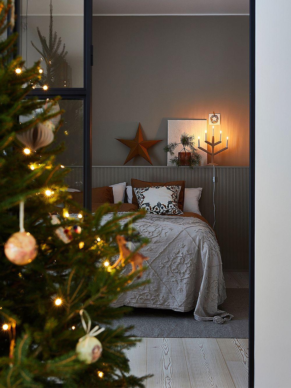 Edla's Christmas home in Oulu