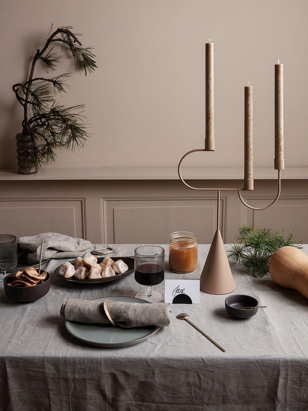 Ferm Living Avanti candelabra