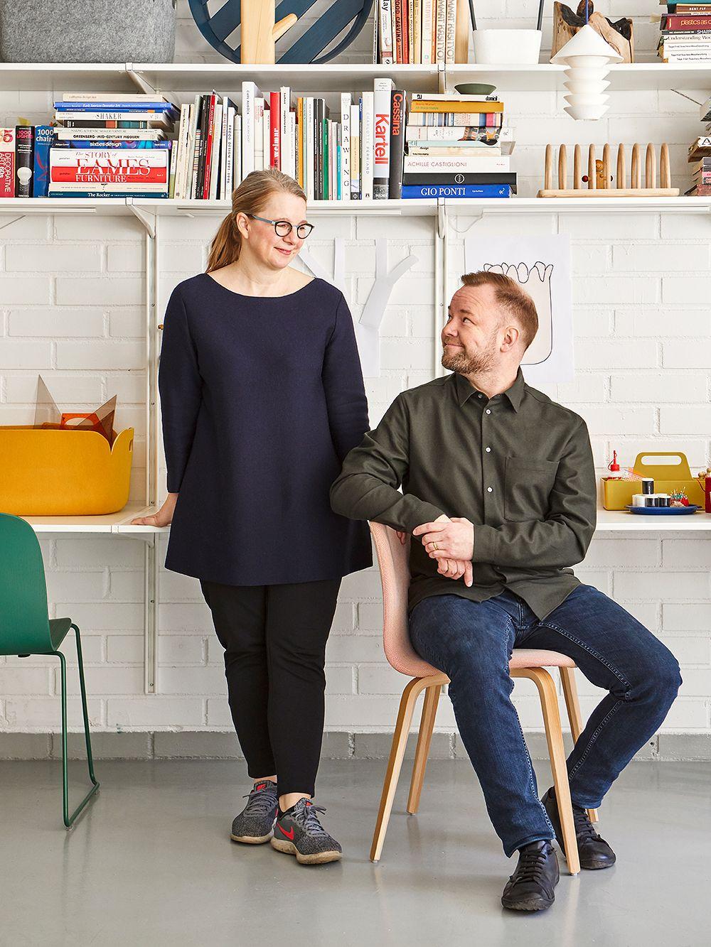 Julie and Mika Tolvanen