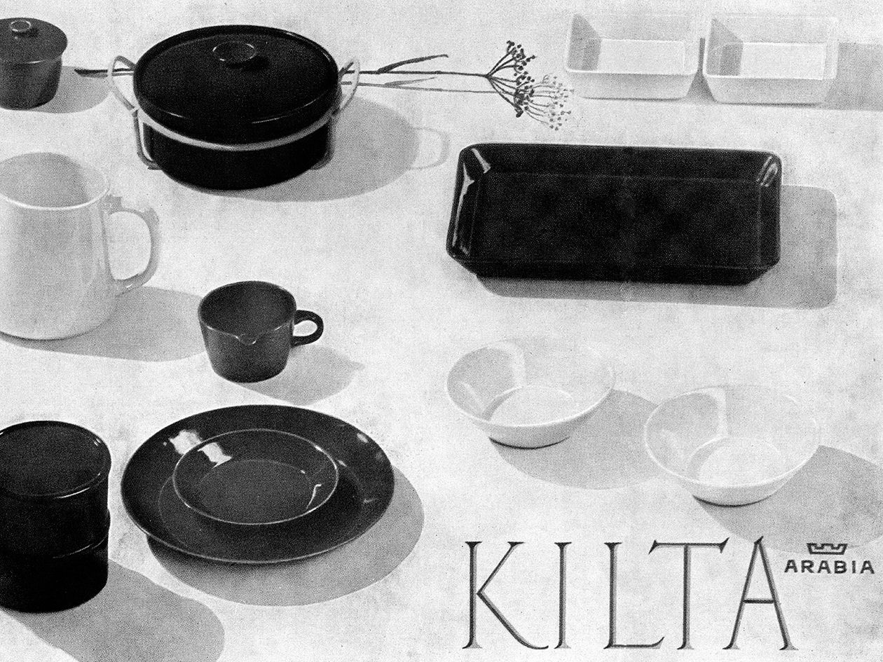 Kilta tableware by Kaj Franck