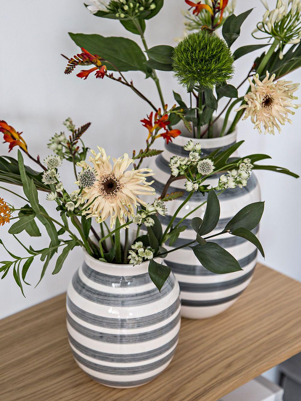 Kähler Omaggio vases
