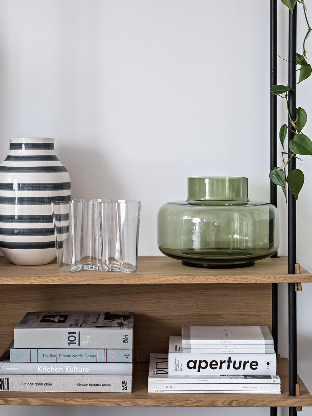 Vases at Finnish Design Shop