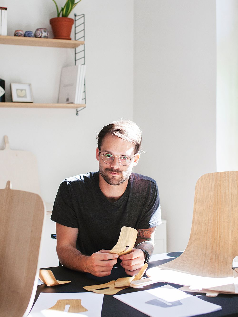 Designer Kasper Nyman