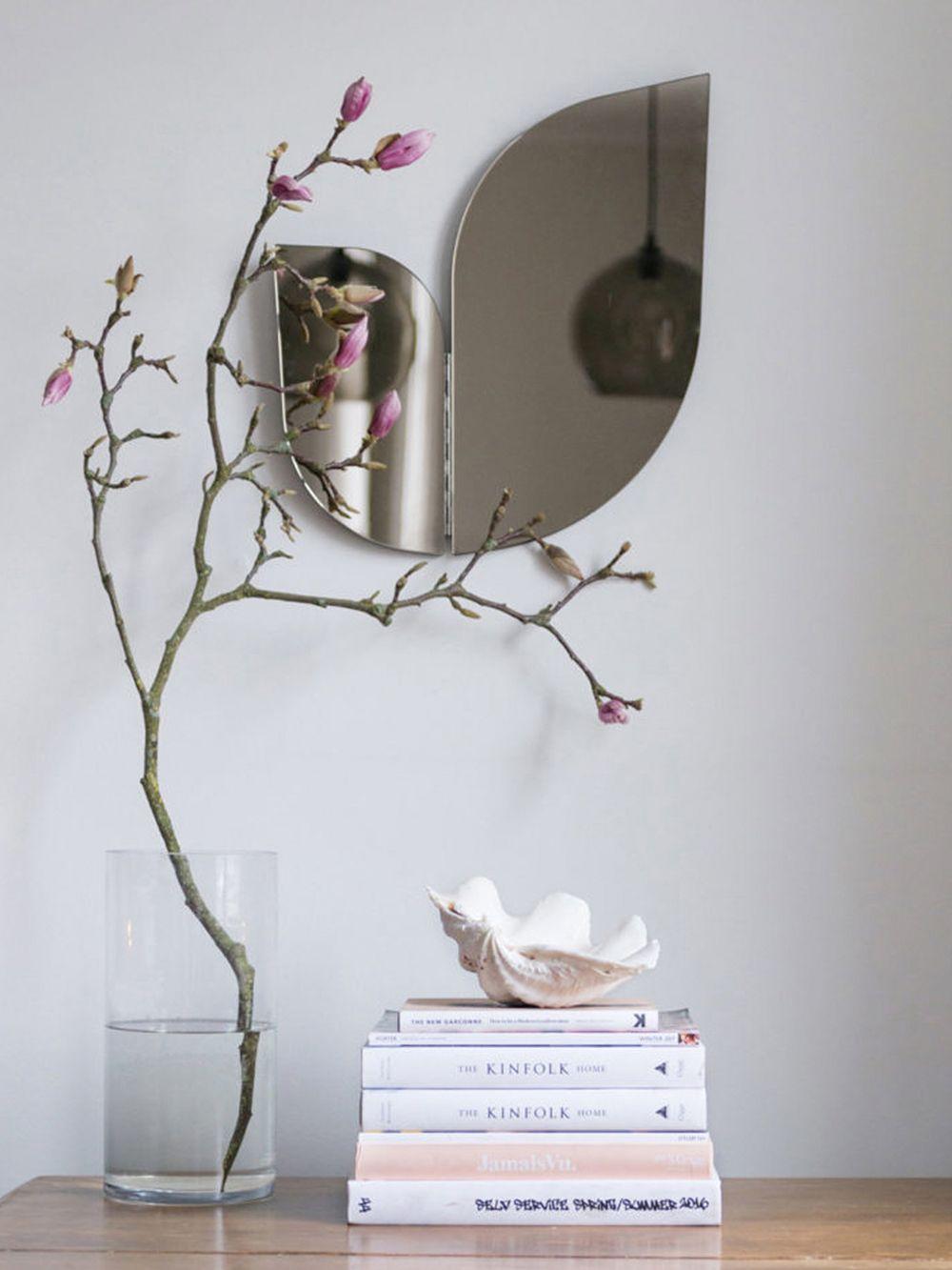 Katriina Nuutinen's Perho mirror