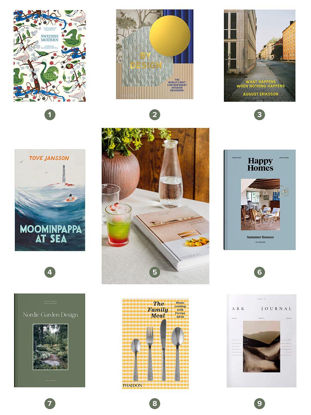 Books at Finnish Design Shop