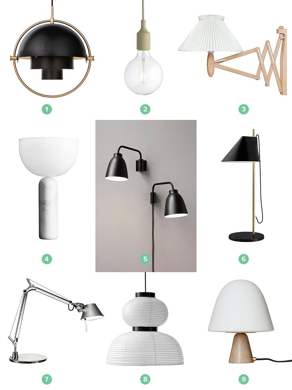 Sale lighting at Finnish Design Shop