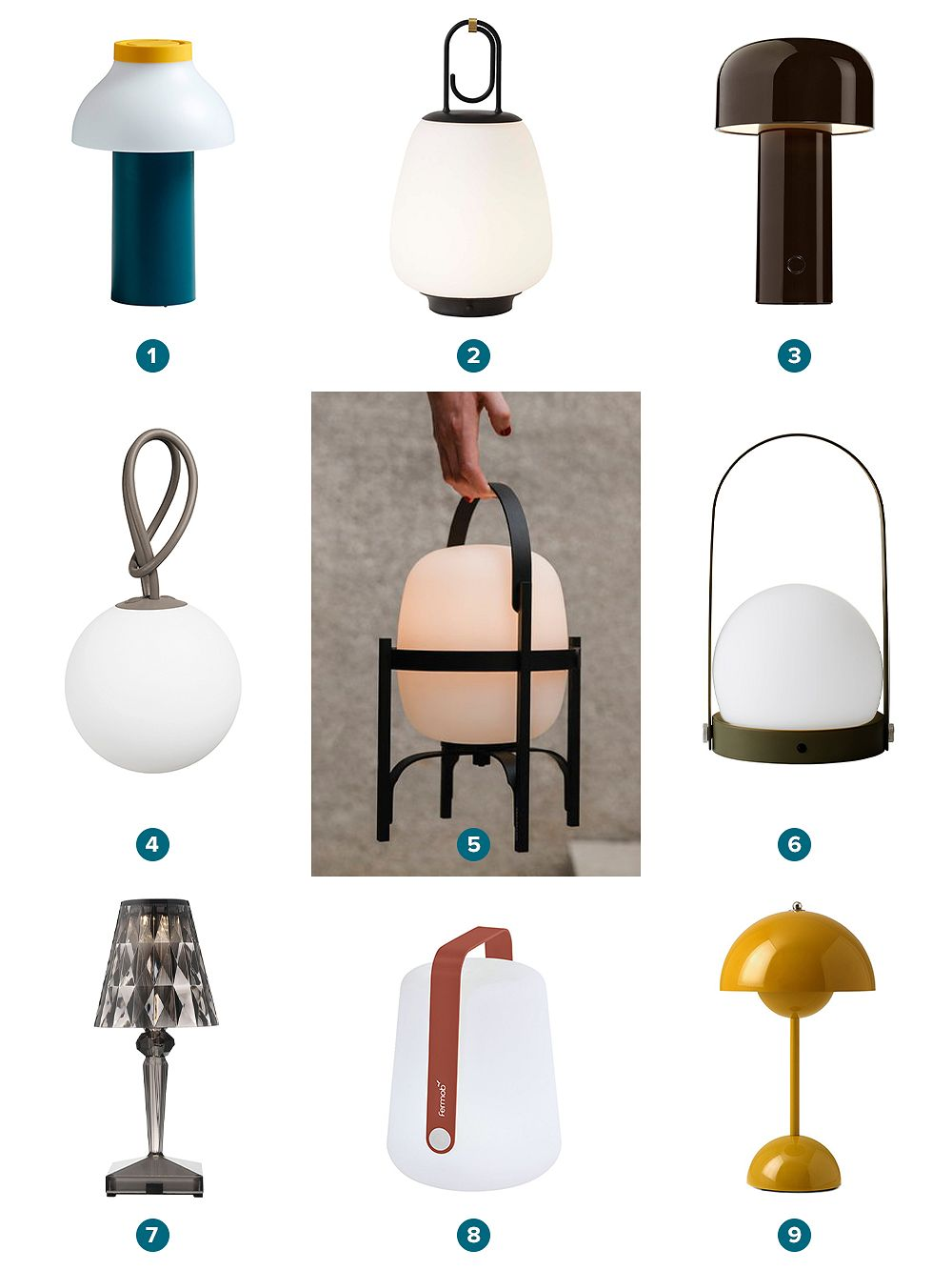 All outdoor lamps at Finnish Design Shop