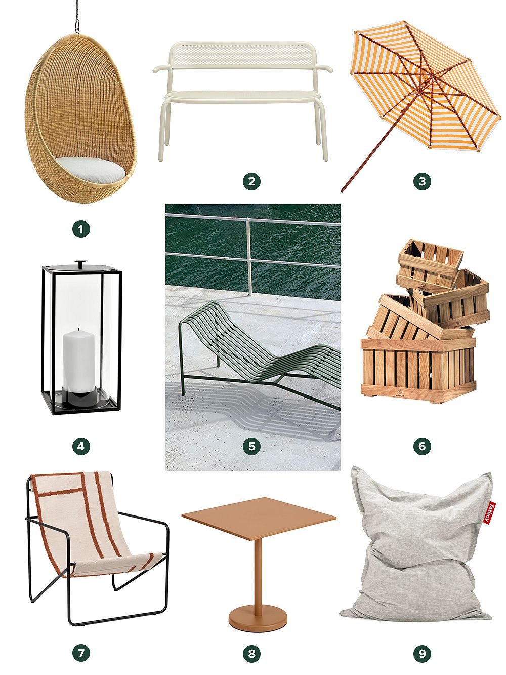 Patio & Garden products at Finnish Design Shop