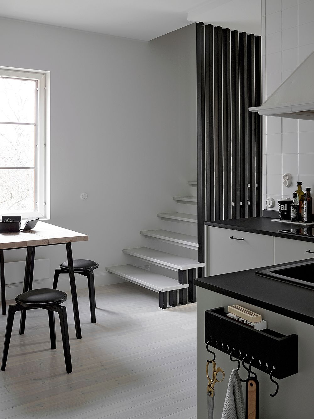 Renovated wooden house in Turku
