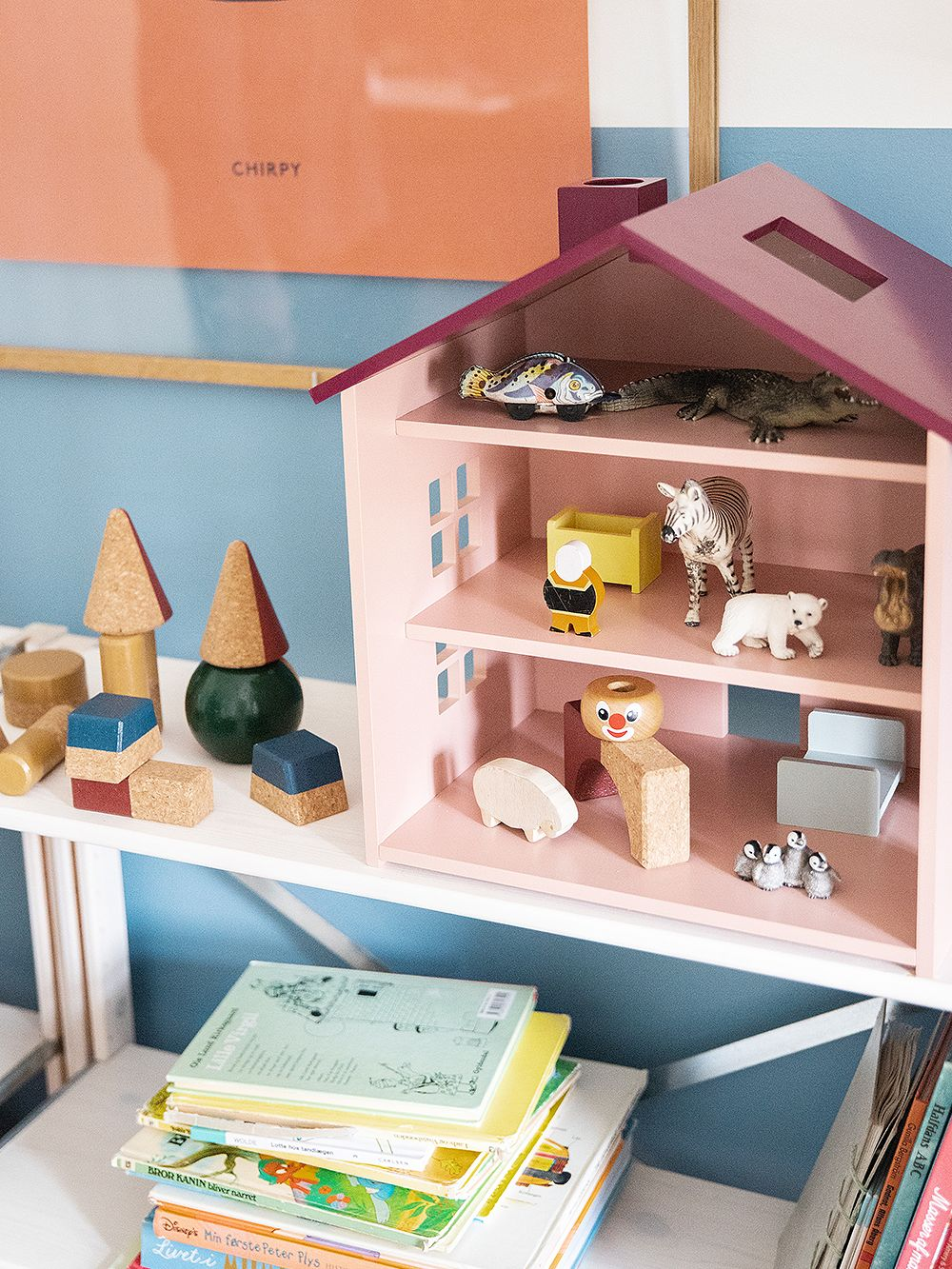 Nofred Harbour House dollhouse